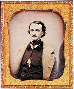 Edgar Allen Poe-Last Known Photo