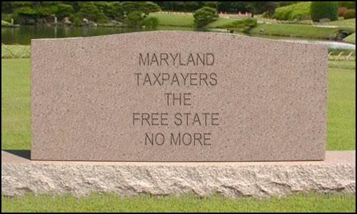 Maryland Tomb